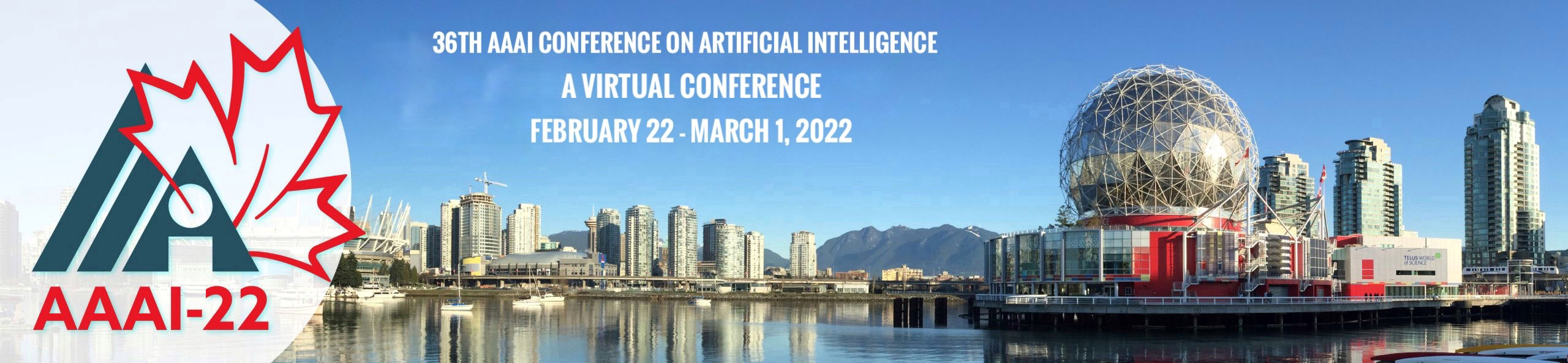 The Thirty-Sixth AAAI Conference on Artificial Intelligence (AAAI-22)